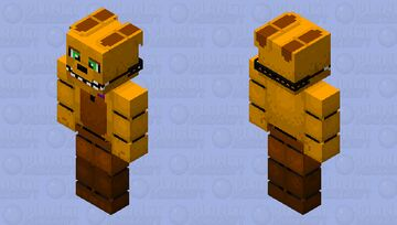 Spring Bonnie | Five Nights at Freddy's Minecraft Skin