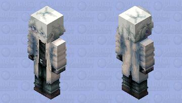 Shirou Ogami - HD Edition Minecraft Skin