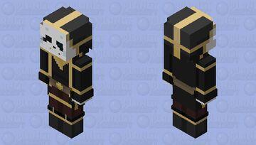Empireverse Reaper Sans Minecraft Skin
