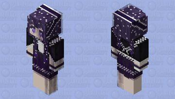 *Starry Night* Minecraft Skin