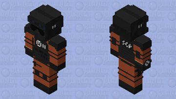 SCP Custom MTF Epsilon-11 Minecraft Skin