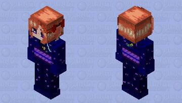 Sara chidouin (Kimi ga shine) (Your turn to die) YTTD Minecraft Skin