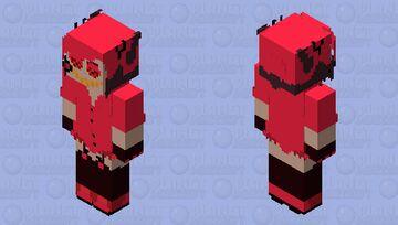 Alastor, Darling Minecraft Skin