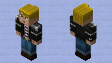 Lukas (Minecraft: Story Mode Season 2) Minecraft Skin