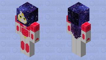 King Crimson Requiem Minecraft Skin