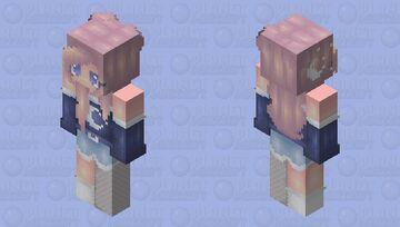 .*+~☽ 𝓙𝓮𝓼𝓼𝓪𝓜𝓸𝓸𝓷 𝓟𝓮𝓻𝓼𝓸𝓷𝓪  𝓗𝓓 ☾~+*. Minecraft Skin