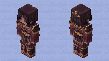 Azula — Avatar the Last Airbender // Jadeite Minecraft Skin