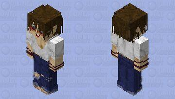 Grunge Hippie Mister (2) Minecraft Skin