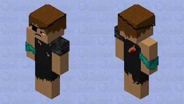 nether survivalist Minecraft Skin
