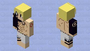 meliodas demon mode nanatsu no tazai/the seven deadly sins Minecraft Skin