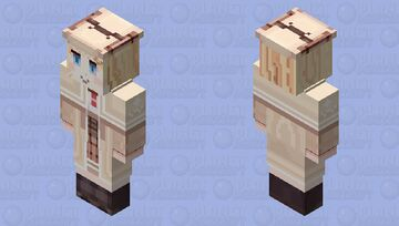 Watson Amelia Minecraft Skin