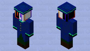 fixed REVOLUTION! Minecraft Skin