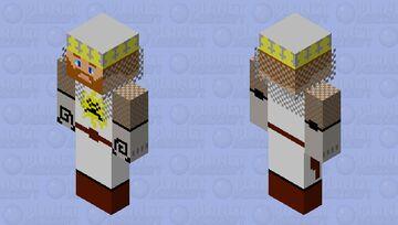 King Arthur of the Britains Minecraft Skin