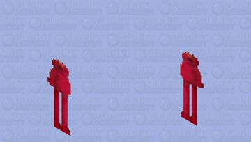 elmo. Minecraft Skin