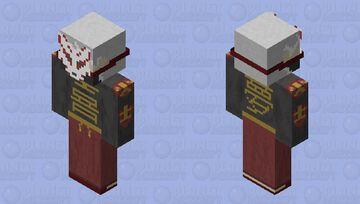 Japanese Style Minecraft Skin
