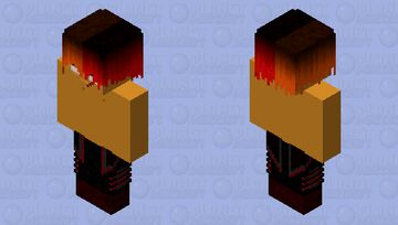 Nether Legend-Bedrock Edition Minecraft Skin