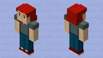 Romeo (Human) (Minecraft Story Mode) Minecraft Skin