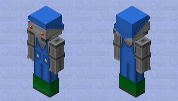 Han Tyumi (Fishing For Fishies) Minecraft Skin