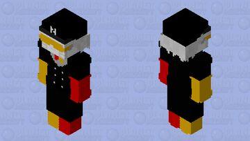 FellSwap NTT Minecraft Skin