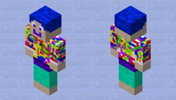 Wild Painter Minecraft Skin