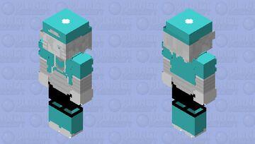 Napstaton Minecraft Skin