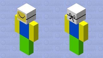 OoF? Minecraft Skin