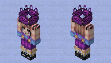 Centi holding a Nimu (@NimuTv) - Skin Request / Custom (HD) Minecraft Skin