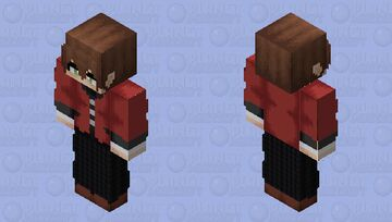 FlashKidos HD Skin Minecraft Skin