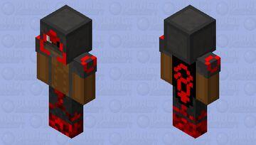 Merlin Eclipse (Fixed) Minecraft Skin
