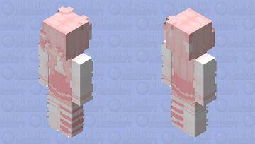 .+*P i n k*+.    *edited* Minecraft Skin