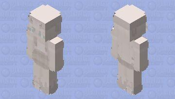 milk chocolate bunny ❁ dairy Minecraft Skin