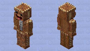 Sackboy (A Big Adventure) *HD Version* Minecraft Skin