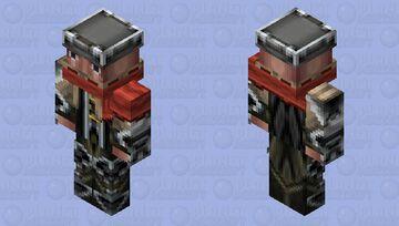 Bandit Gnome | World Of Warcraft | 2x HD Minecraft Skin