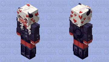 Helltaker - Modeus (128x128) Minecraft Skin
