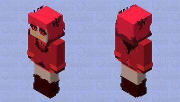 PersonalitySwap!Alastor Minecraft Skin