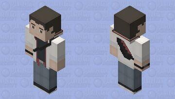 Desmond Miles HD Minecraft Skin