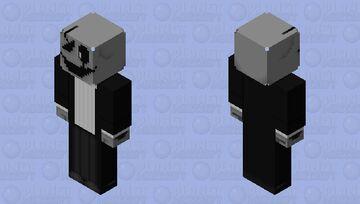 W. D. Gaster [Bedrock Edition] Minecraft Skin