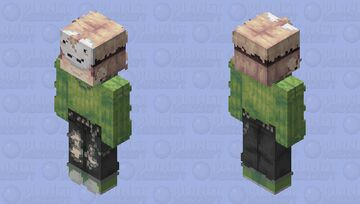 dream fanskin Minecraft Skin