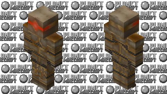 Highguard (Corrupted)   WFTO Minecraft Skin