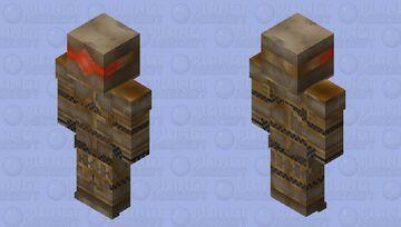 Highguard (Corrupted) | WFTO Minecraft Skin