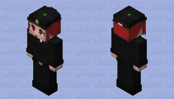 Amalia (Lucky Burger) | HD Minecraft Skin