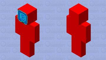 RedSBlueSided Minecraft Skin