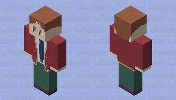 Ayanokoji Kiyotaka - Classroom of the Elite Minecraft Skin