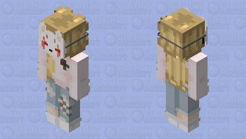 kitsune girl Minecraft Skin