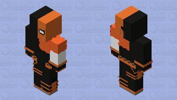Exterminador (DC Rebirth) Minecraft Skin