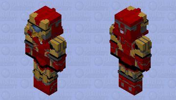 Iron Man Clone Trooper - Custom Minecraft Skin