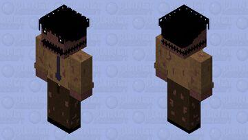 Jeremy Fisher (Salad Fingers) Minecraft Skin