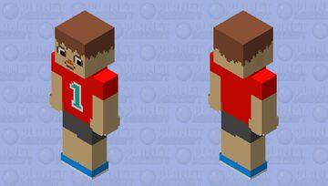 Villager (SSBU) Minecraft Skin