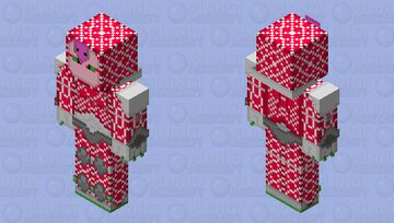 JJBA King Crimson Minecraft Skin