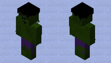 kluH Minecraft Skin